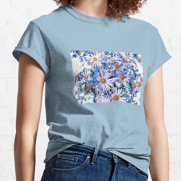 Purple Felicia Classic T-Shirt