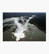 Brazil waterfall Photographic Print