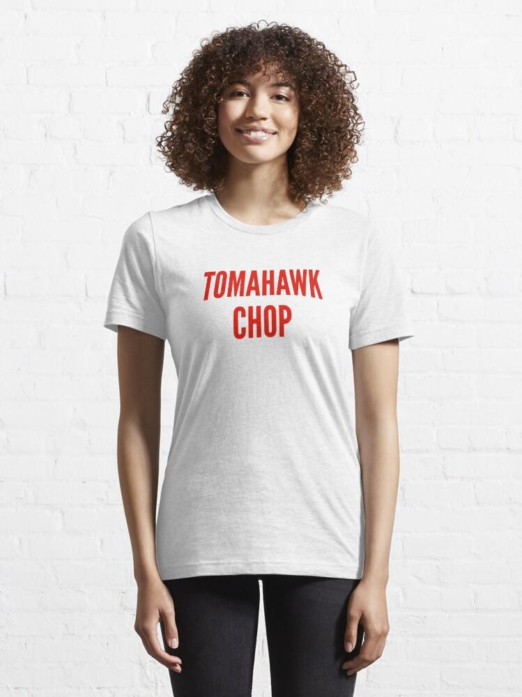 Alternate view of Tomahawk Chop Essential T-Shirt