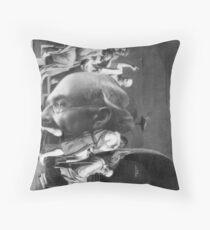 Philosopher Series ~ Man of Distinction. Throw Pillow