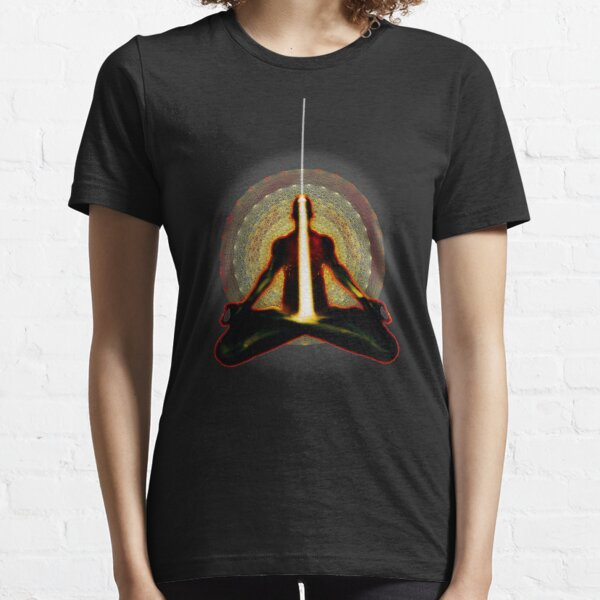receiving light (meditator) Essential T-Shirt