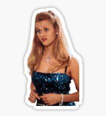 Elle Woods 3 Sticker