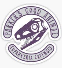 Parker's Good Animal: Euparkeria capensis Sticker