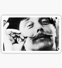 Historical Hipsters - HG Wells Sticker