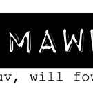 Mawwied by sisterphipps