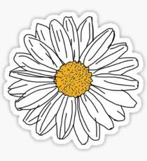 Gänseblümchen Sticker