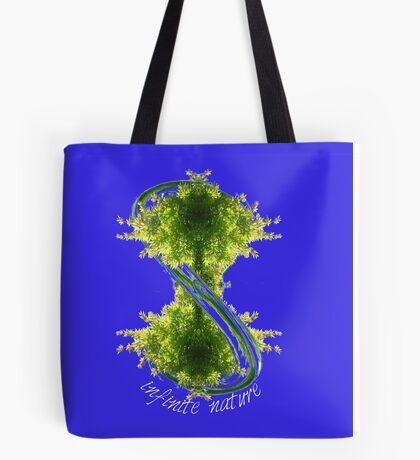 infinite nature Tote Bag
