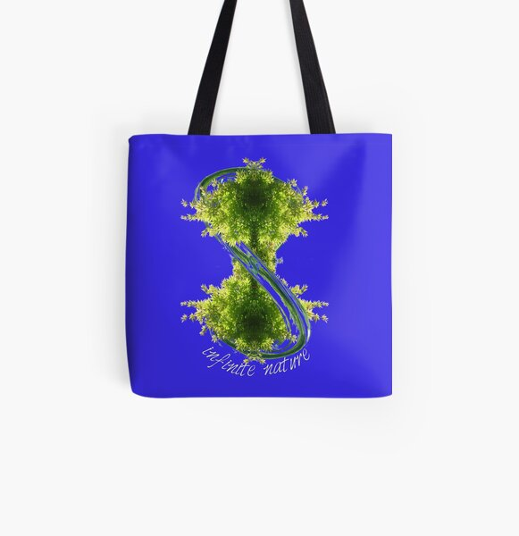 infinite nature All Over Print Tote Bag