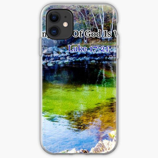 The Kingdom of God iPhone Soft Case