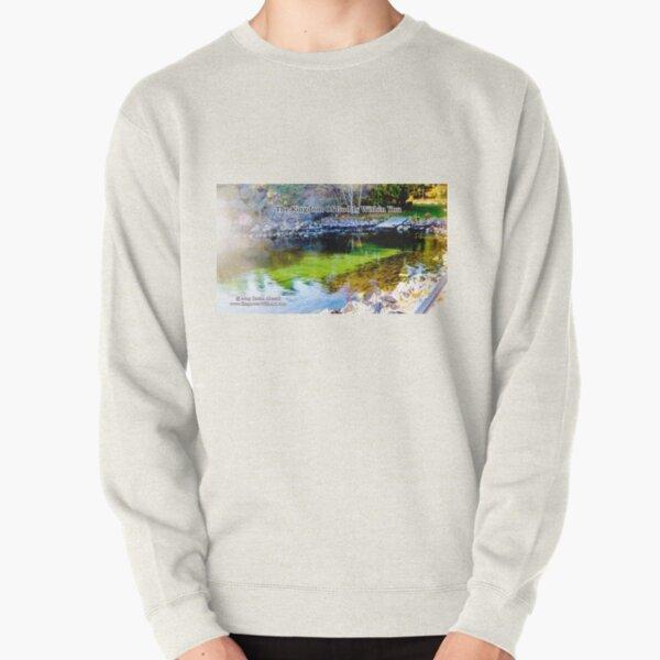 The Kingdom of God Pullover Sweatshirt