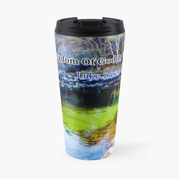The Kingdom of God Travel Mug