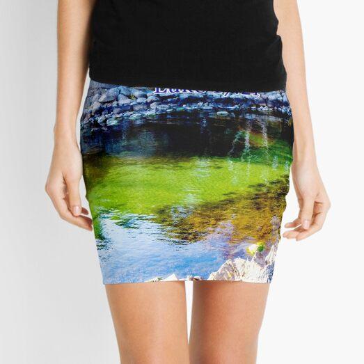 The Kingdom of God Mini Skirt