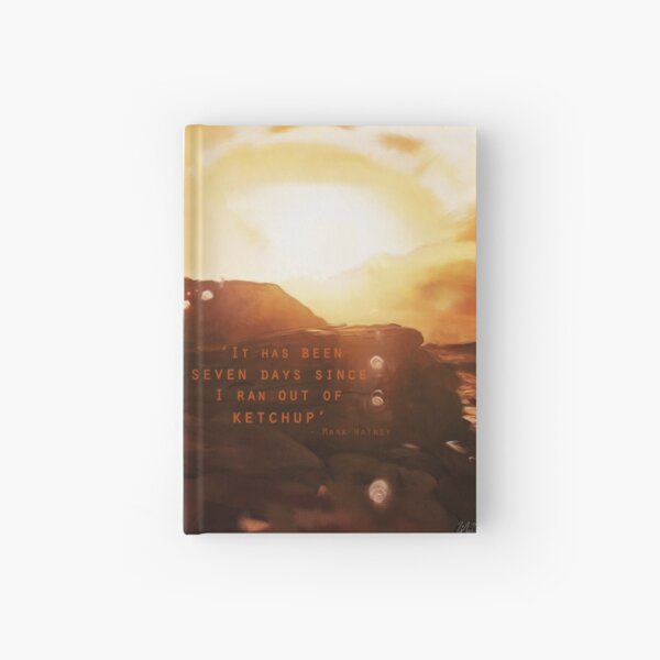 The Martian - Ketchup Hardcover Journal