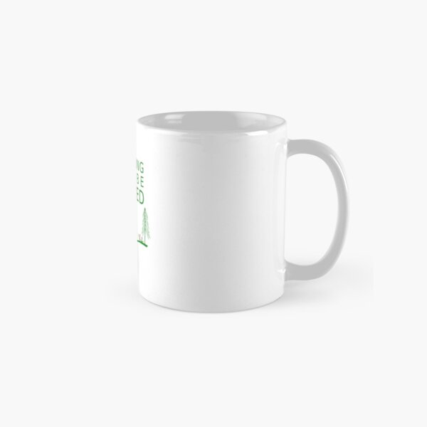 THIS BEING MUST BE EARTHED Classic Mug