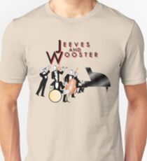 NDVH Jeeves and Wooster Unisex T-Shirt