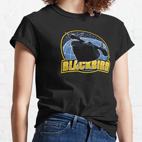 SR-71 Blackbird Classic T-Shirt