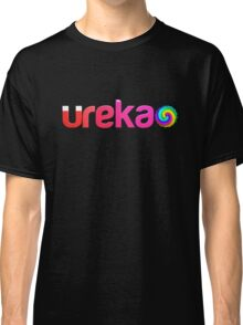 ureka: earth heart community - logo Classic T-Shirt