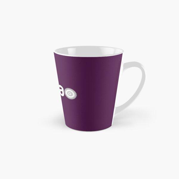 ureka: earth heart community - logo (white) Tall Mug