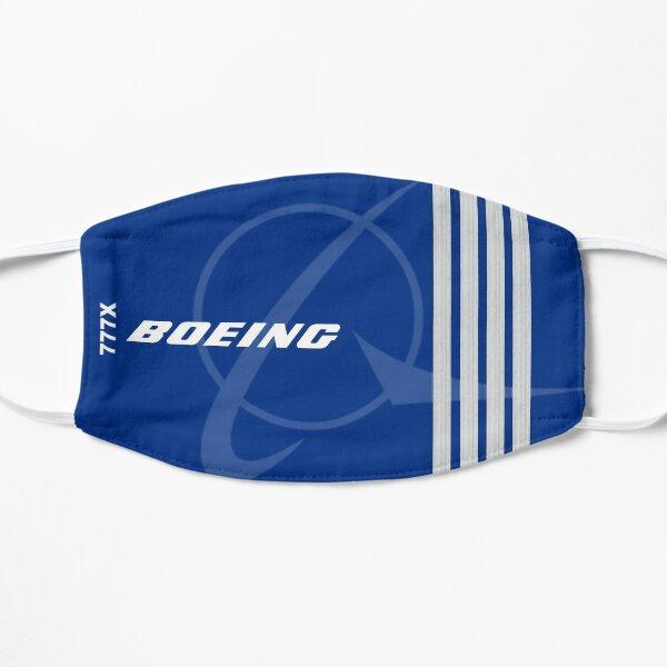 Boeing 777X Flat Mask