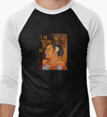 Flora Men's Baseball ¾ T-Shirt