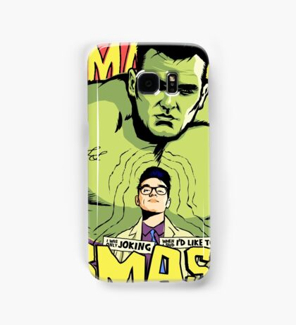 Post-Punk Smash Samsung Galaxy Case/Skin