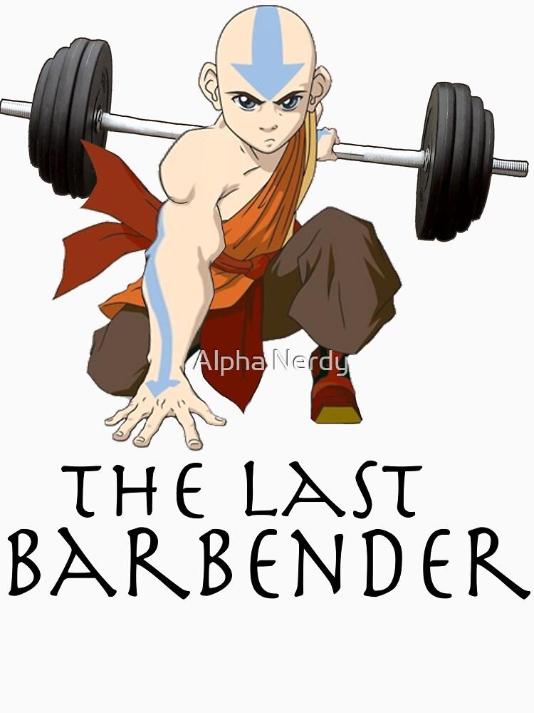 Avatar - The Last Barbender  by kaytee137