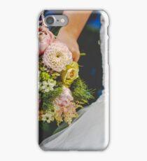 Bouquet & Dress  iPhone Case/Skin
