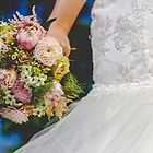 Bouquet & Dress  by PausedMotion