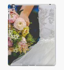 Bouquet & Dress  iPad Case/Skin