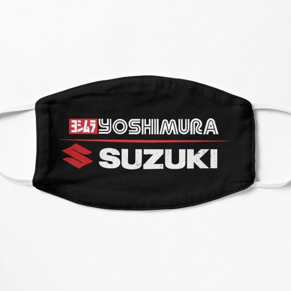 Suzuki Yoshimura Masque sans plis