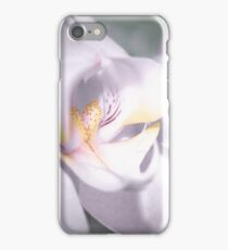 Soft Orchid Macro iPhone Case/Skin