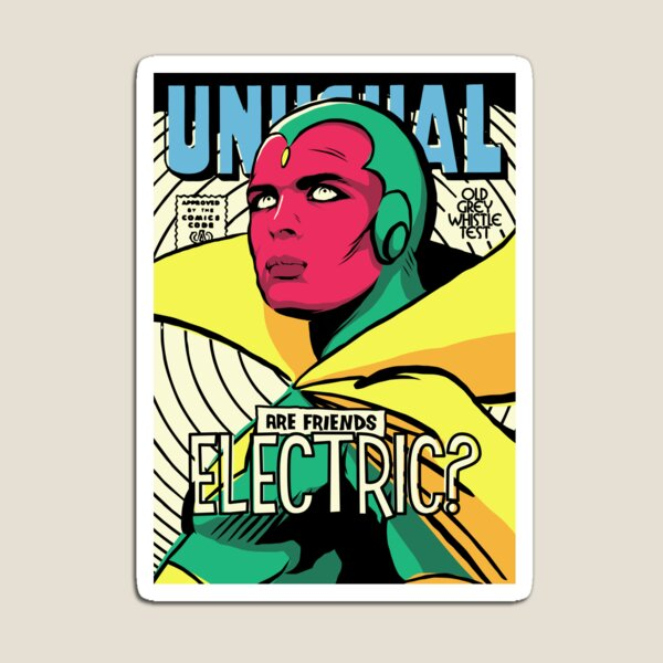 Post-Punk Electric Magnet