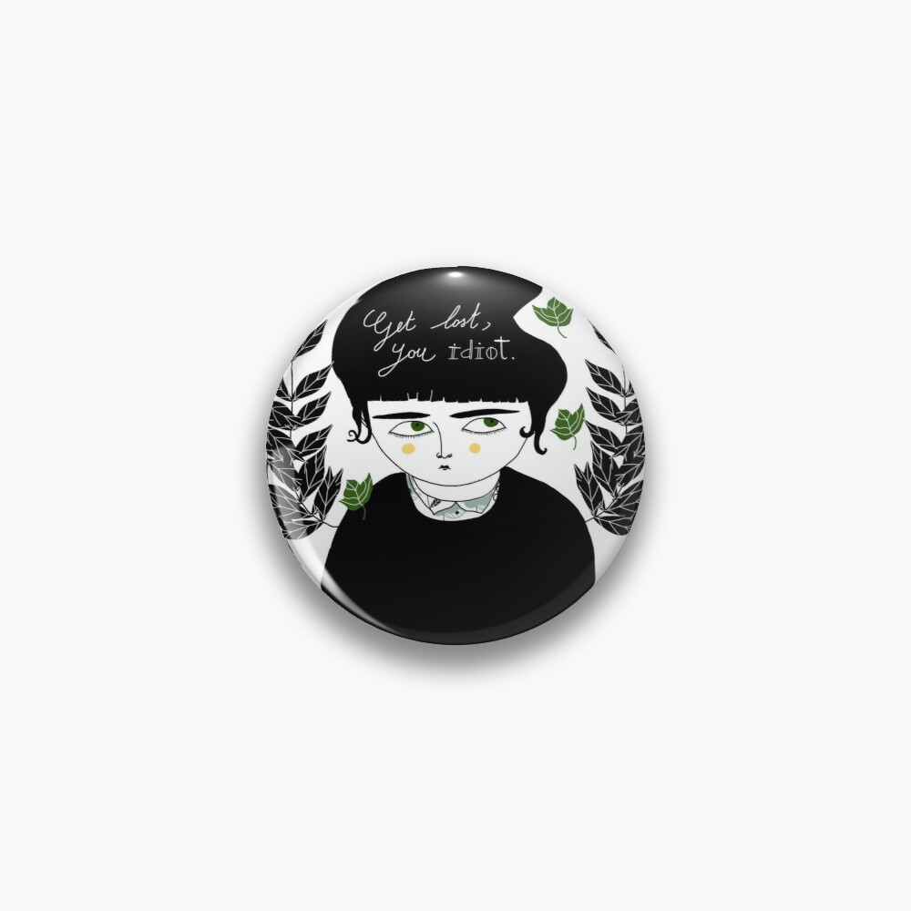 Get Lost! Pin