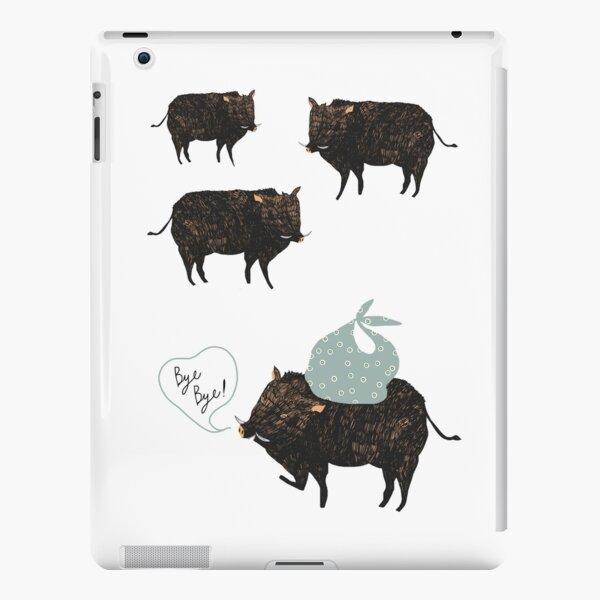 Bye Bye! iPad Snap Case