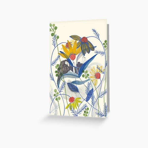 thumbelina Greeting Card