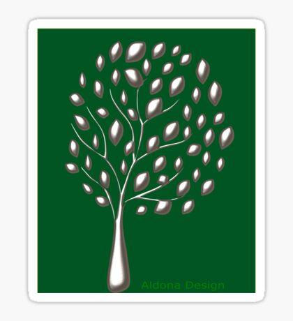 Tree (4856 Views) Sticker
