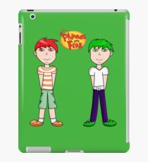 Phineas and Ferb! iPad Case/Skin