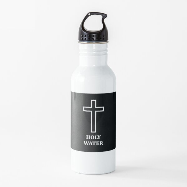 Holy Water Water Bottle