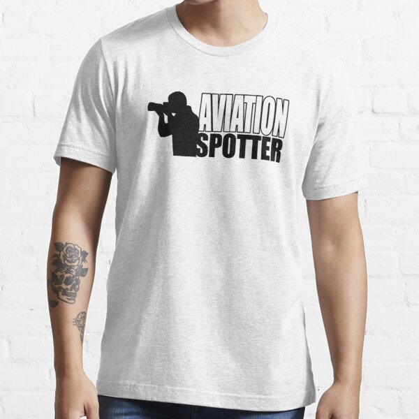 Aviation spotter photo Essential T-Shirt
