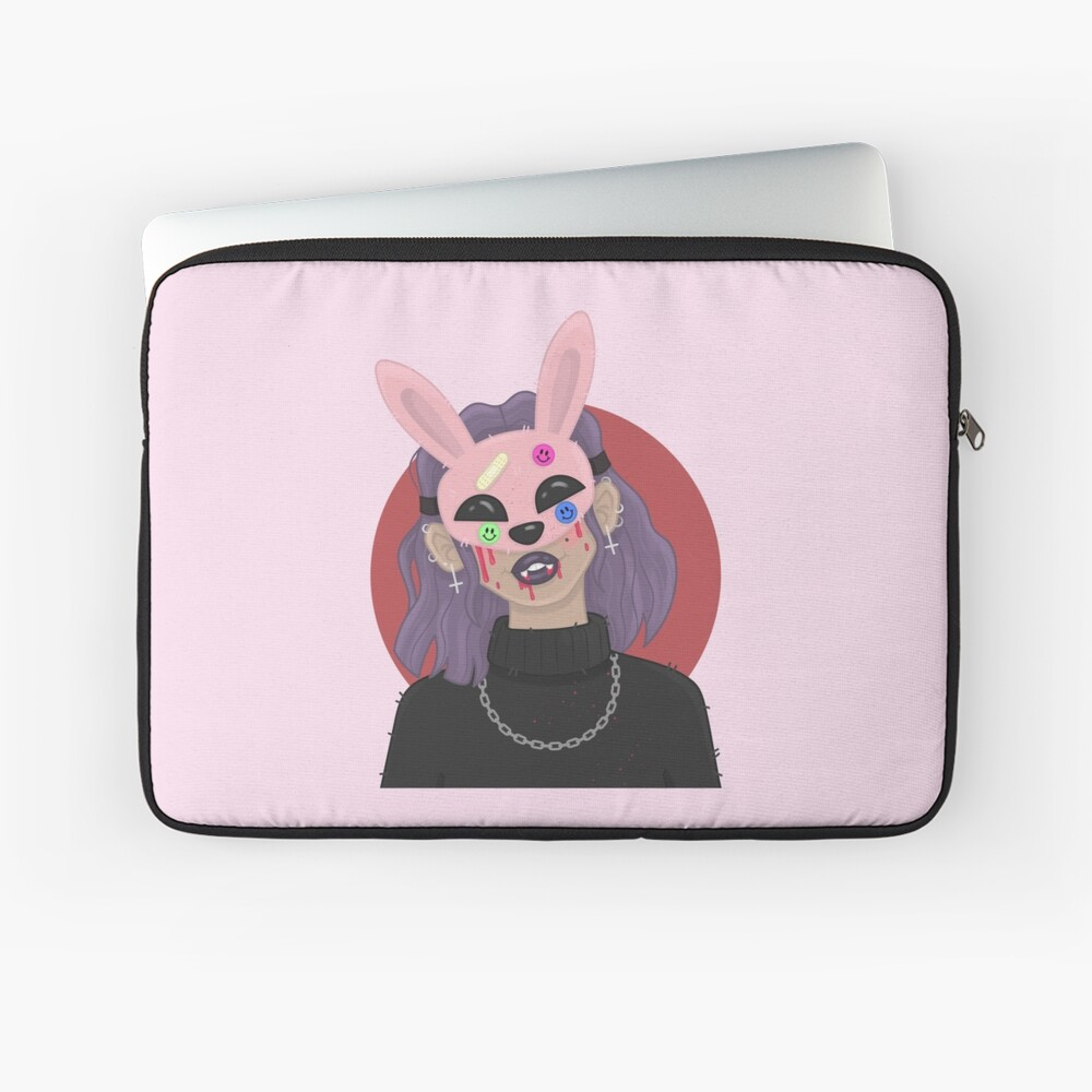 BUNNY GIRL Laptop Sleeve