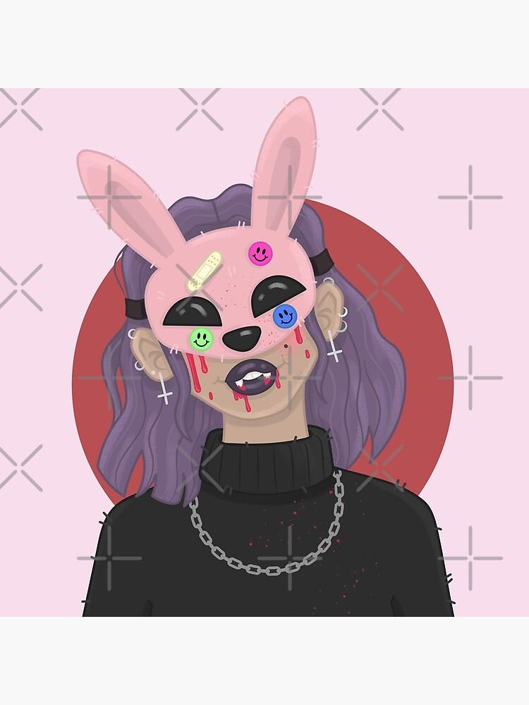 BUNNY GIRL by xxzbat