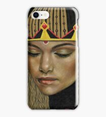 The weight of the world iPhone Case/Skin