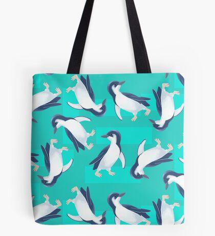 Cute Little Penguin Tote Bag