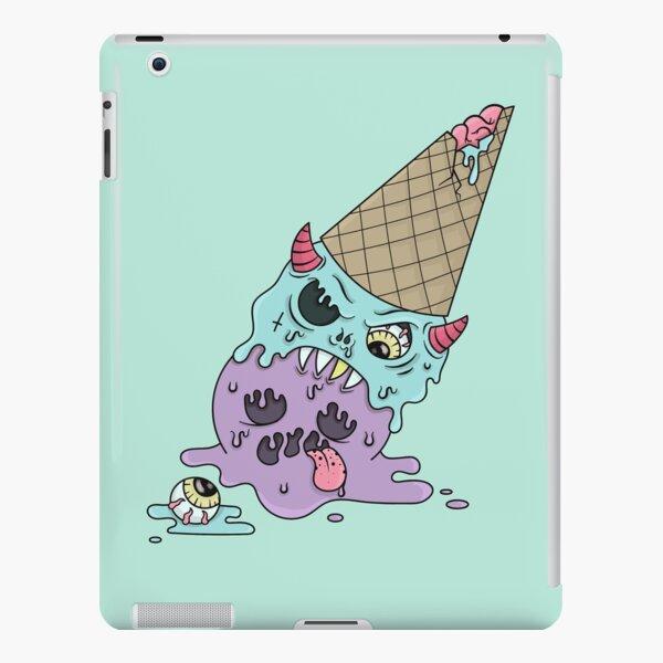 EVIL ICE-CREAM iPad Snap Case