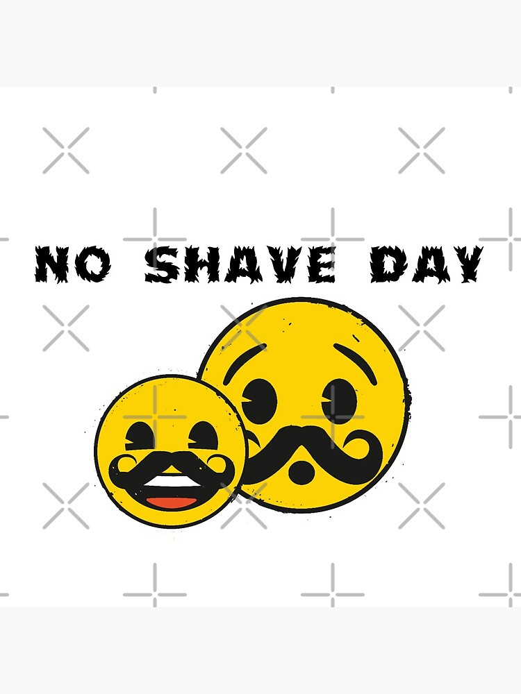 No shave day by Soumyadip20