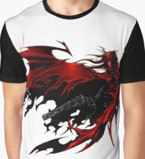 Vincent Valentine Graphic T-Shirt