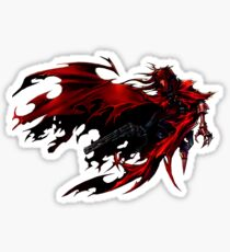 Vincent Valentine Sticker