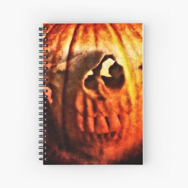 Dead Pumpkin  Spiralblock