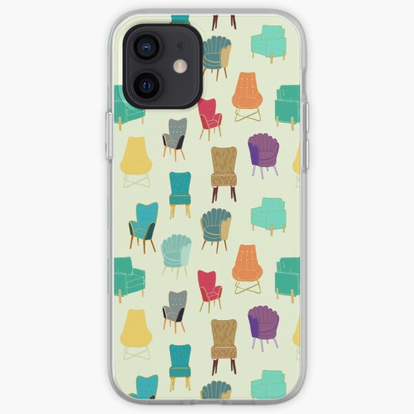 Chairs! iPhone Soft Case