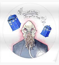 Doctor Who - Ood Poster